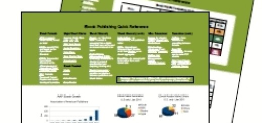 Ebook Publishing Quick Reference
